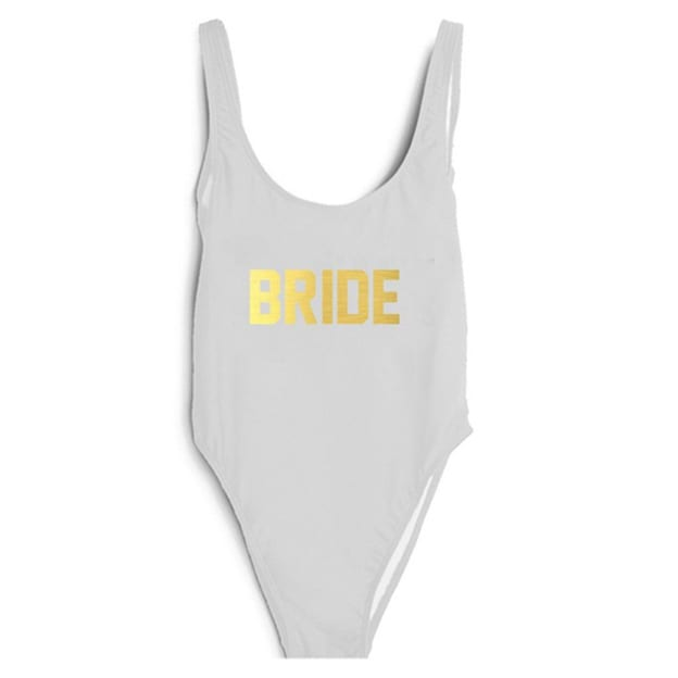 Bride Gifts - Personalized Apparel