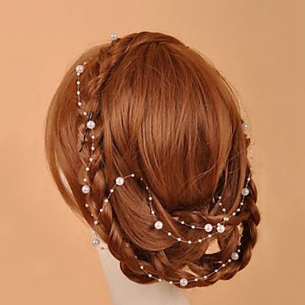 Imitation Pearls Ladies Hairpins