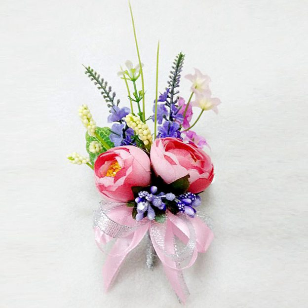 Free-Form Fabric Others Corsages