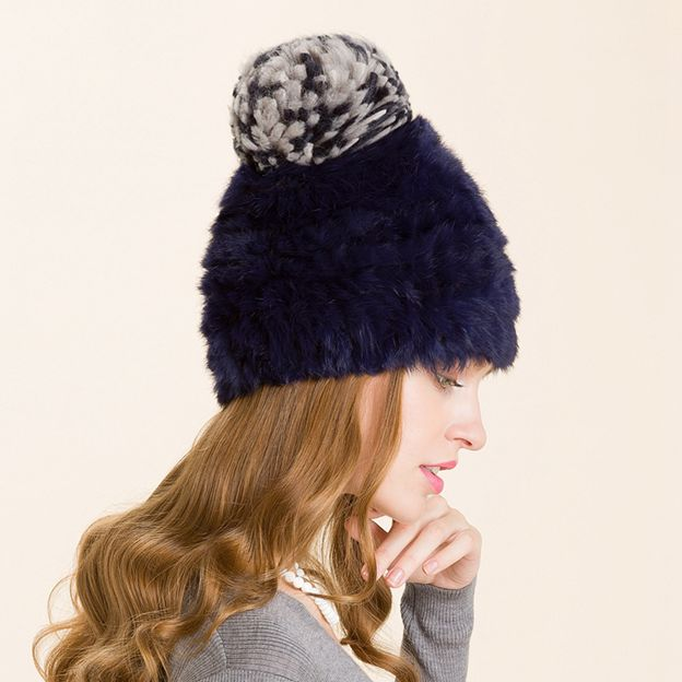 Ladies' Charming/Lovely Cony Hair Floppy Hats/Beanie/Slouchy