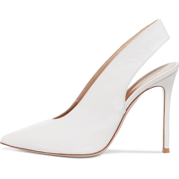 Women's PU Heels Sandals Wedding Shoes