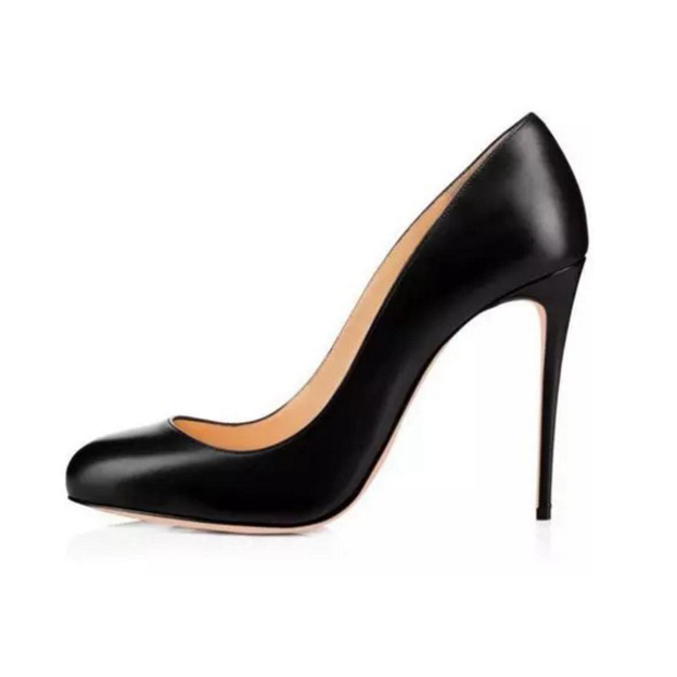 Women's PU Close Toe Heels Fashion Shoes